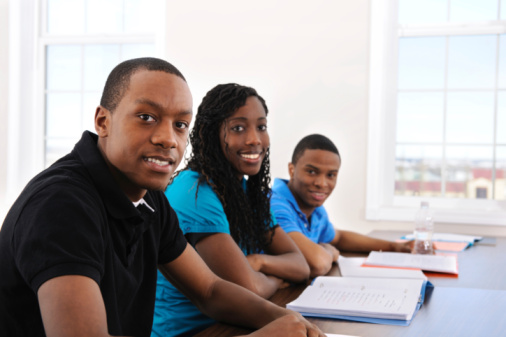 minority students in college