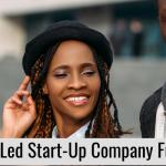 Black-Led Start-Up Company Funding