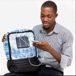 Meet the First Black Entrepreneur Who Just Invented Solar Powered Backpack